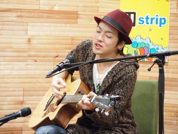 Hiroki Maekawa(2012.01.12)  https://www.facebook.com/ustrip.tv  http://www.ustream.tv/channel/u-strip  #ustrip12