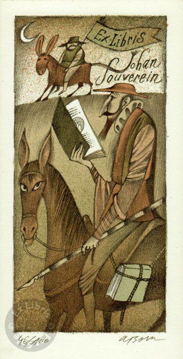 Works by Adolf BORN - Ex Libris For Sale