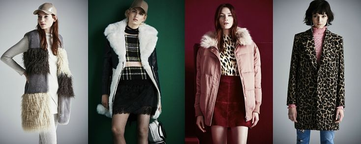 Peek the new River Island AW16 collection and see what's coming into stores this coming season.