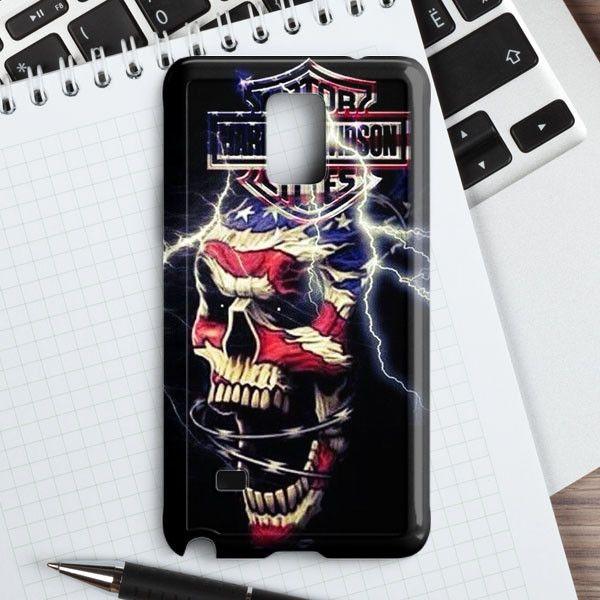 Harley Davidson Samsung Galaxy Note 4 Case | casefantasy