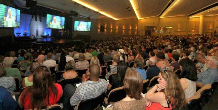 Auditorium at GFC