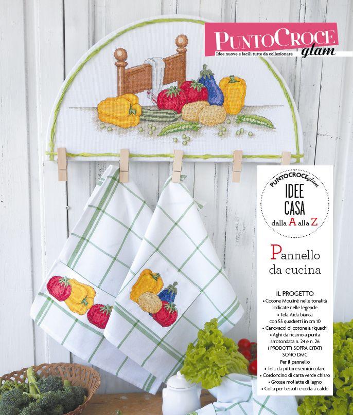 Dal 5 maggio è in edicola il fascicolo 35 di PuntoCroce Glam, la collezione per…