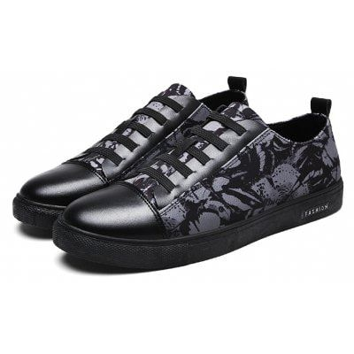 Just US$26.12 + free shipping, buy Simple Slip Resistance Lace Up Leather Shoes for Men online shopping at GearBest.com.