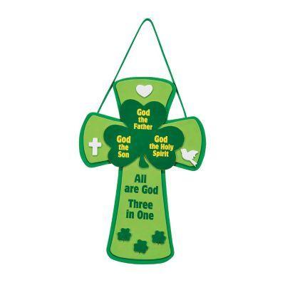 St. Patrick's Day Crafts, Saint Patrick's Day Craft, DIY St. Patrick kid…