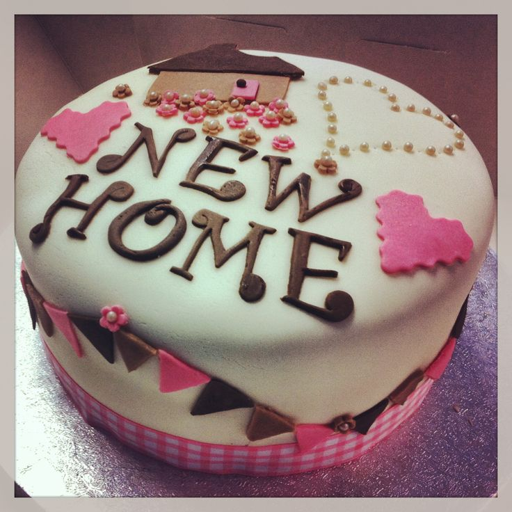 Cake Decoration For Home : Best 25+ Housewarming cake ideas on Pinterest New ...
