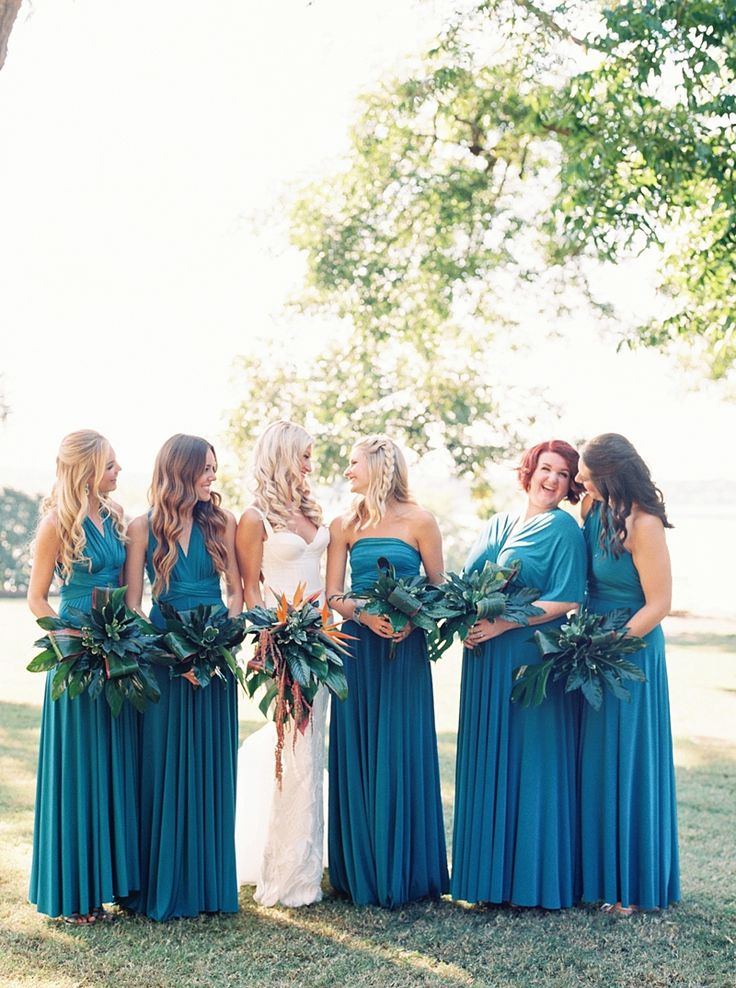Dallas Film Wedding Photographer, Dallas Arboretum Summer Wedding, Tropical Garden Wedding, Callie Manion Photography