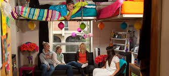 Image result for Coe College Dorm room