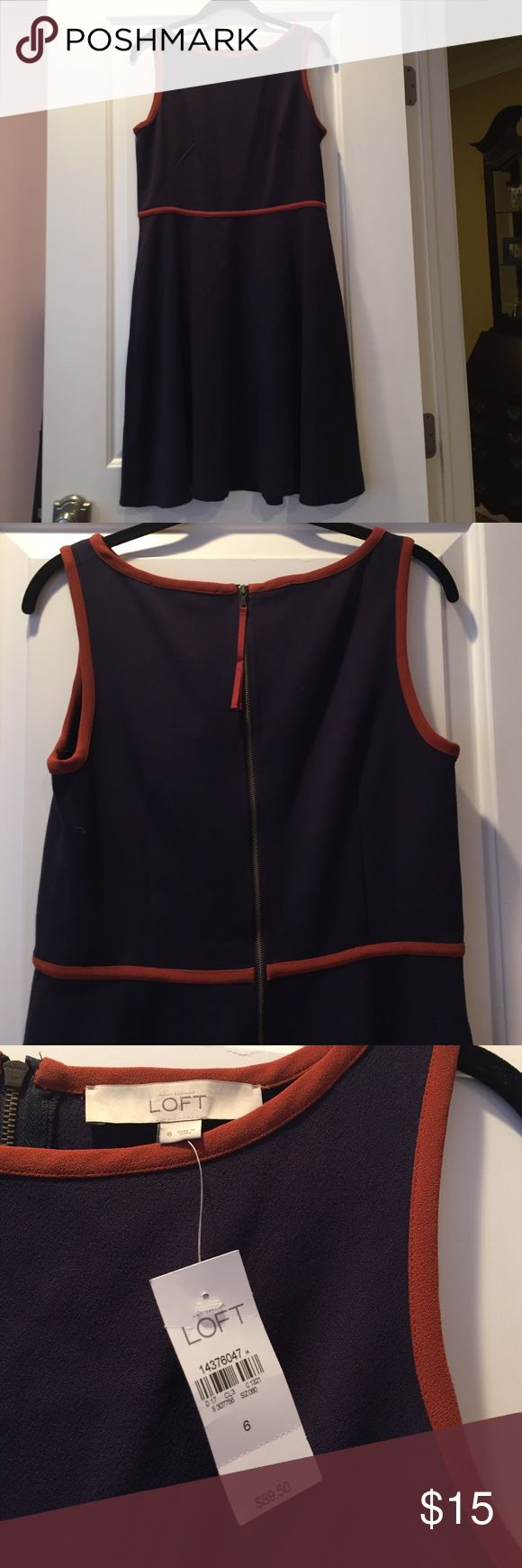 Classic LOFT DRESS NWT Timeless dress a Christmas present that didn't fit me LOFT Dresses