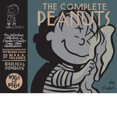 9. Complete Peanuts comic strip collection 1963-1964. A$25.23.