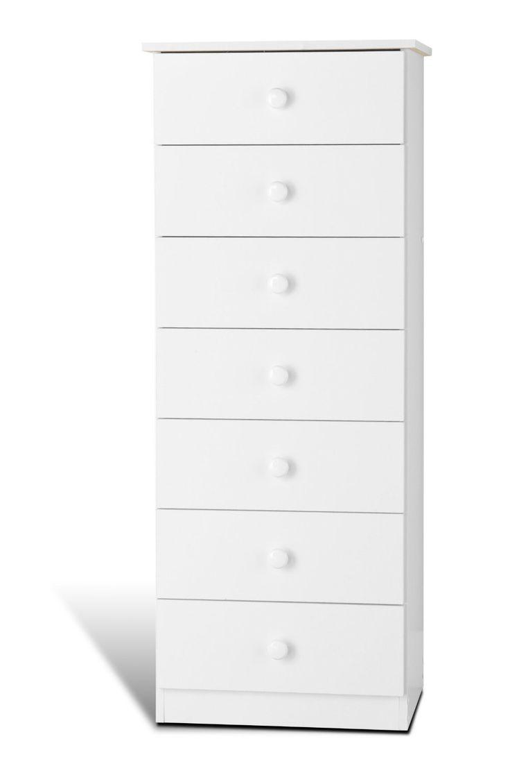 Tall White Dresser - http://whitedressers.net/tall-white-dresser/