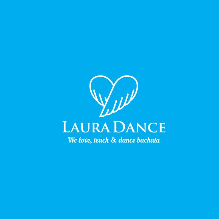 bachata dance school logo