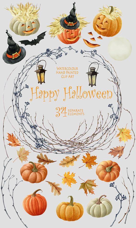 halloween watercolor clipart autumn clipart pumpkin autumn halloween pumpkin clipart png halloween pumpkin clip art free