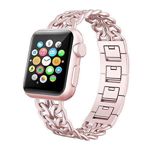 b12c1d6ff6f3 Aokay Apple Watch Band