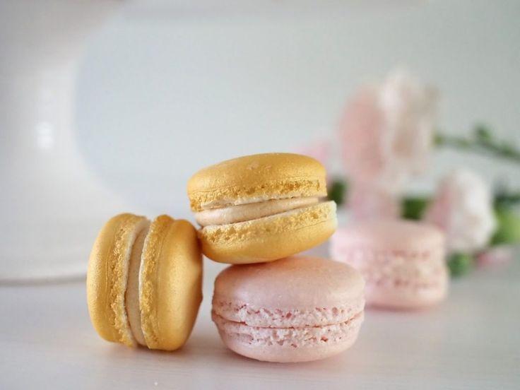 Suolakinuski Macarons | Annin Uunissa