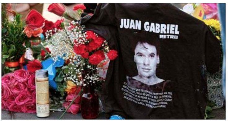 Juan Gabriel un fuera de serie generoso según 28 personalidades