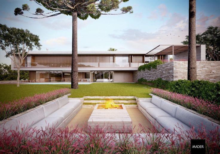 Casa das Araucárias - Mader Arquitetos
