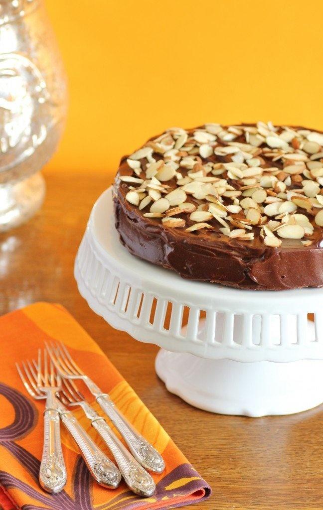 Julia Child S Chocolate Cake Reine De Saba