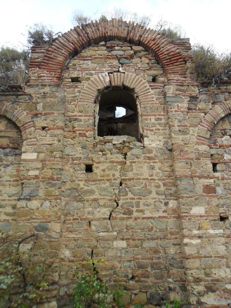 Kemerli Kilise Pencere