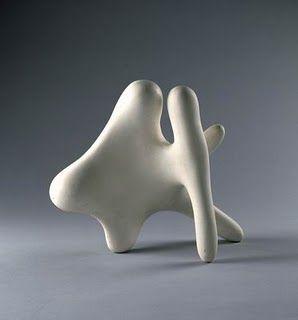 Jean Arp // 'Sculpture'
