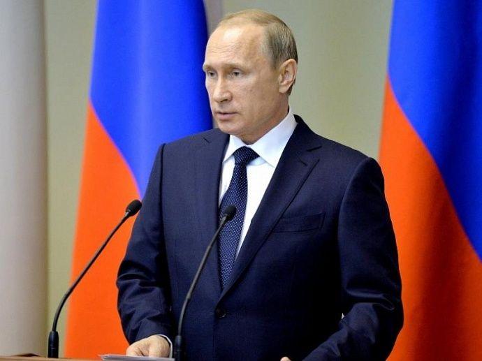 Путин возглавил рейтинг Forbes как самый влиятельный человек мира