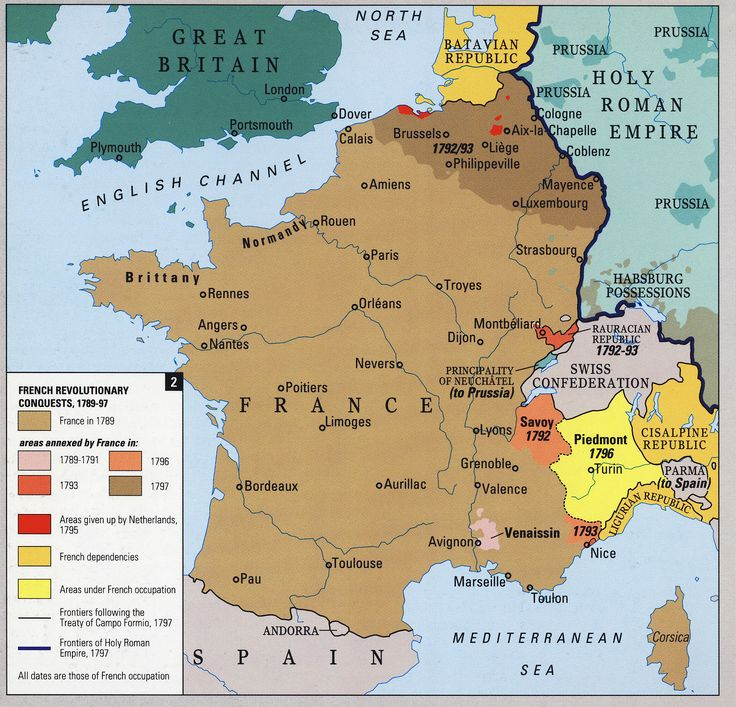 Causes of French Revolution: Political, Social and Economic Causes