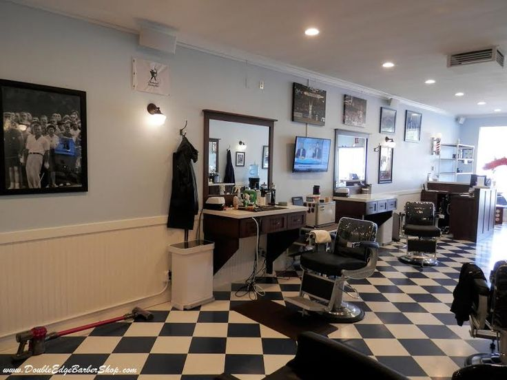 Double Edge Barber Shop We offer fine barbering and