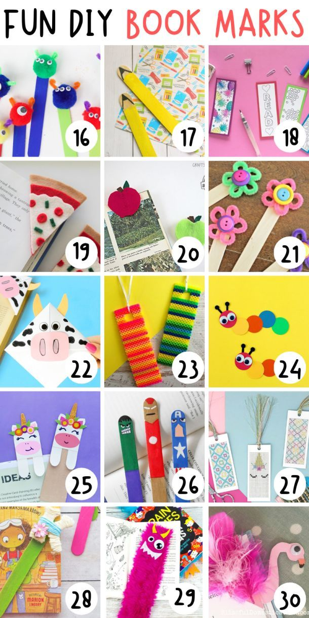 75 Best Adorable Back To School Crafts For Kids With Images