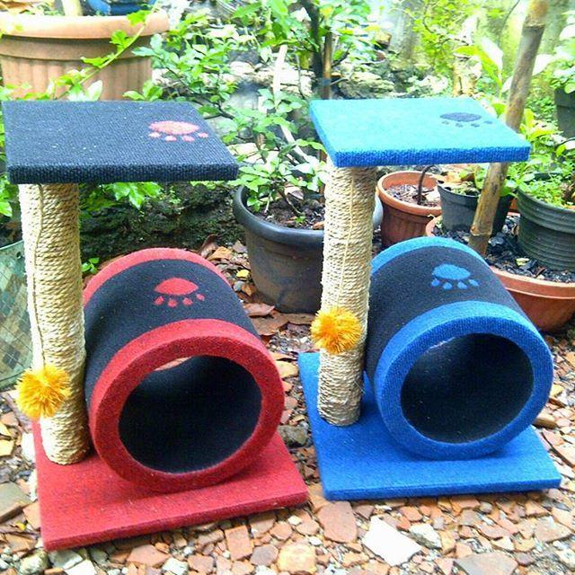 CAT CONDO Mainan kucing cakaran/garukan kucing ( cat scratching/cat tree/cat toy )  Kode JC 09 ukuran tinggi: 50cm lebar:35x35cm Harga Rp.550.000  Kami menerima pemesanan CUSTOM ( mengikuti design keinginan anda atau dari design kami )  Hubungi kami :  JL: Aselih Rt:10 Rw:01 Cipedak-Ciganjur Jagakarsa Jakarta-Selatan 12630 No:72 Telp: 087882372643 (Whatsapp)-02194653190 PIN BB 24E4F059, Line: shine_art3  Diproduksi oleh:  Shine art Production  #catshow #cattery #catcabin #thecatcabinjakarta…