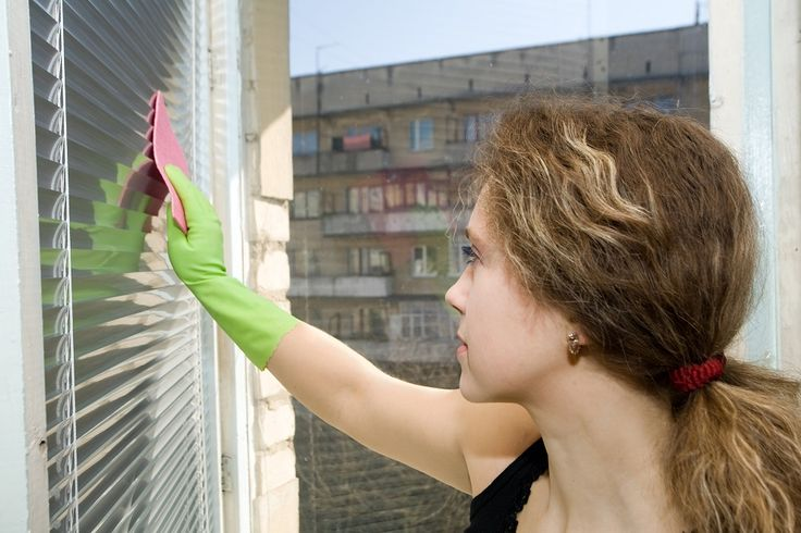 What Are #VenetianBlinds and How to Clean Them?