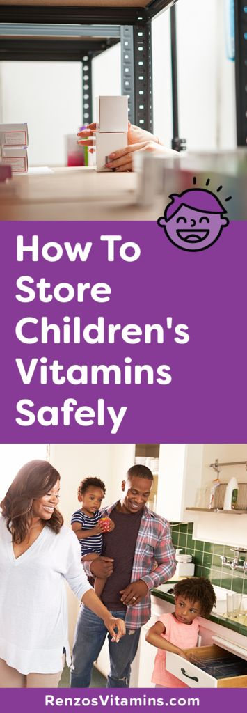 How to store kid's vitamins safely! Kids Vitamins | Dissolvable | Vegetarian | Vegan | Multivitamin | Iron | Nutrition | Children's Health | Parenting | Picky Eaters | Renzos