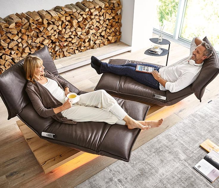 Multimedia sofa seating with electronic adjustment
