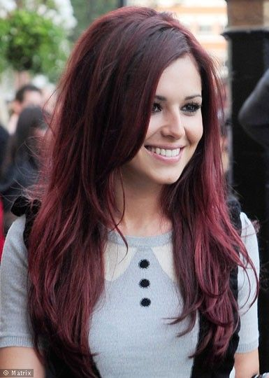 25 Best Ideas About Mahogany Red Hair On Pinterest