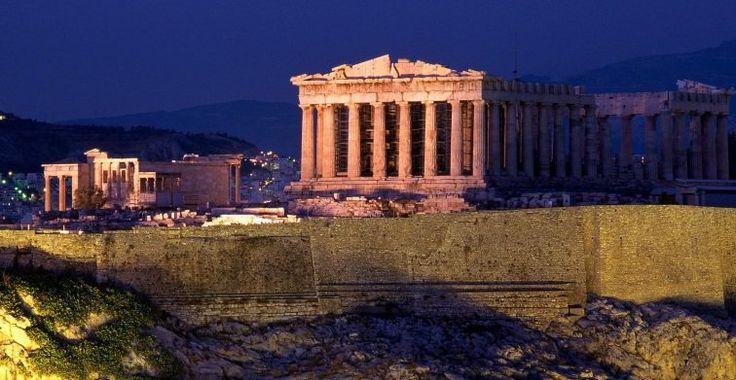 acropolis palabras griegas
