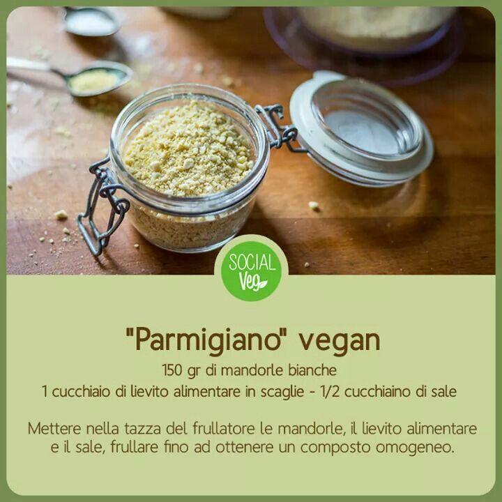"""""""Parmigiano"""" formaggio veg"""