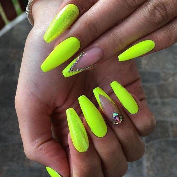 Livin For Neon Nails Loveuog Uog