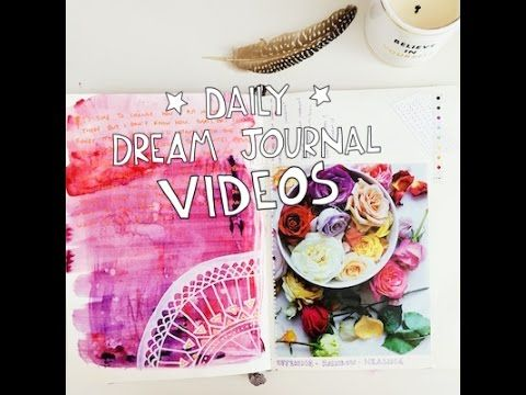 Vision Collage for Transformation + Growth: Daily Dream Journal Videos M...