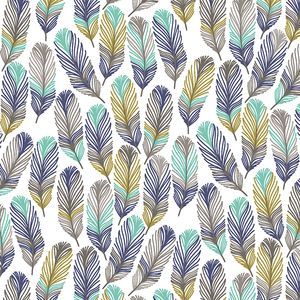 Hawthorne Threads - Feathers - Feathers in Glade