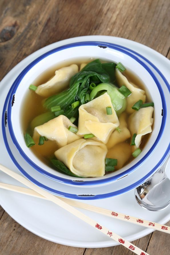 The Best Gluten Free Wonton Wrappers + Wonton Soup! - Gluten-Free on a Shoestring