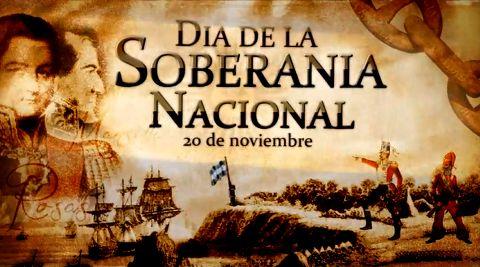 El Blog de Marcos Dubkin: 20 de Noviembre - Dia de la Soberania Nacional - V...