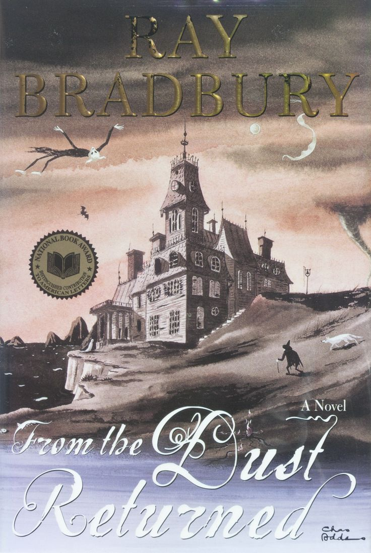 The Cover Of Ray Bradbury's Novel, 'from The Dust Returned, By Charles  Addams