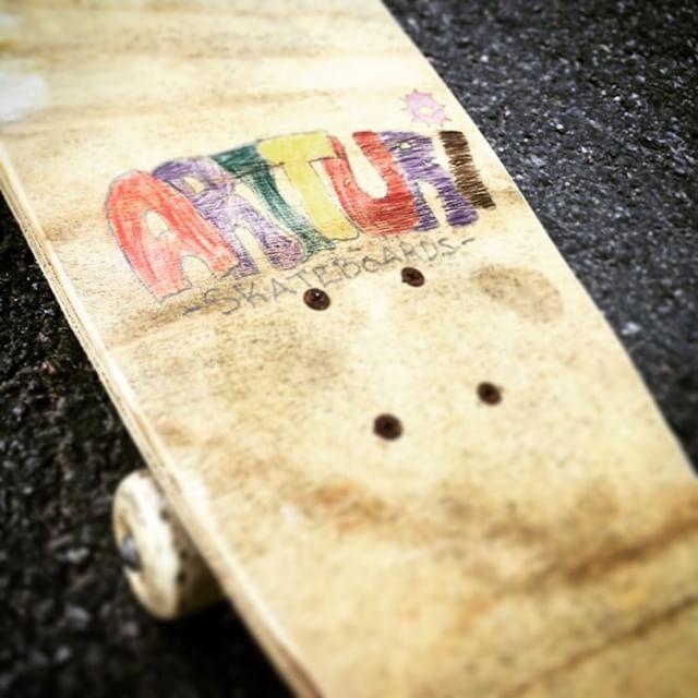 Testiajo. #diy #skate #skateboard #rullalauta #fb #cruiser
