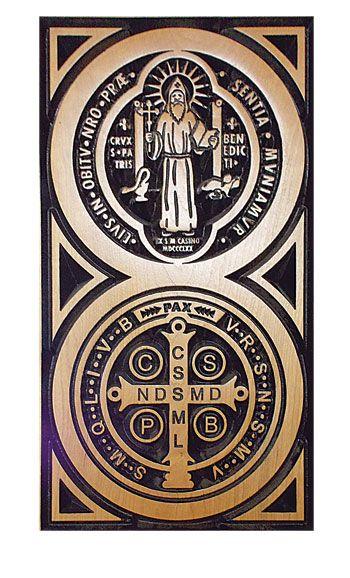 1000 Images About St Benedict On Pinterest Bracelets