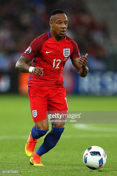 Nathaniel Clyne of England in action during the UEFA EURO 2016 Group B match between Slovakia and England at Stade GeoffroyGuichard on June 20 2016...