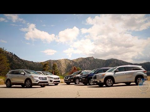 2015 - 2016 Midsize SUV Comparison Test Video Review by Kelley Blue Book's Expert Editorial Team