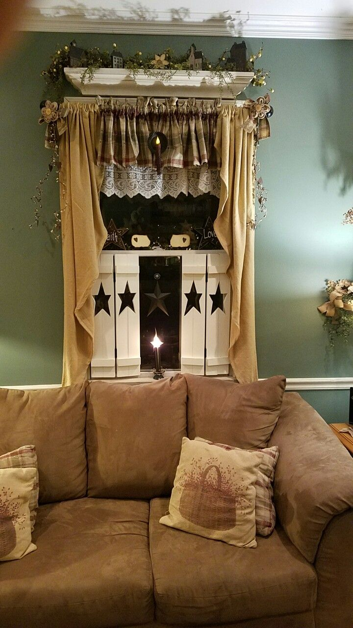 25 best ideas about country curtains on pinterest for Rustic curtains for living room
