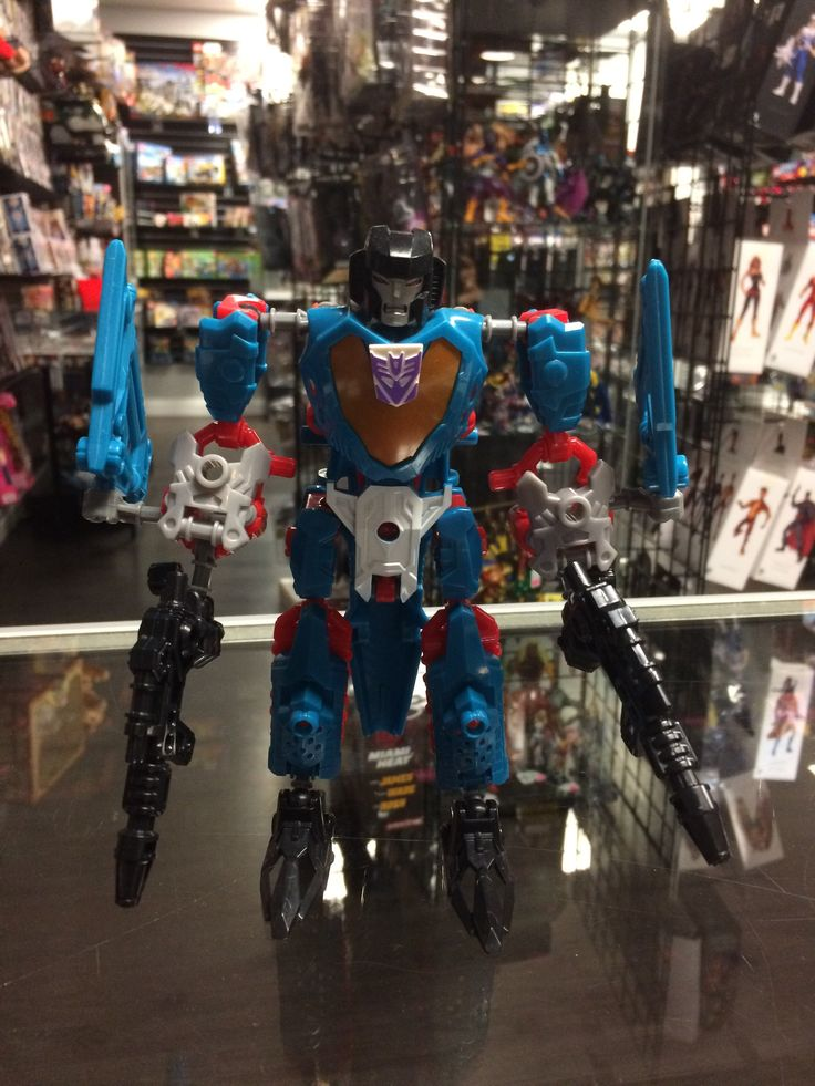 Transformers Construct Bots Decepticon Thundercracker