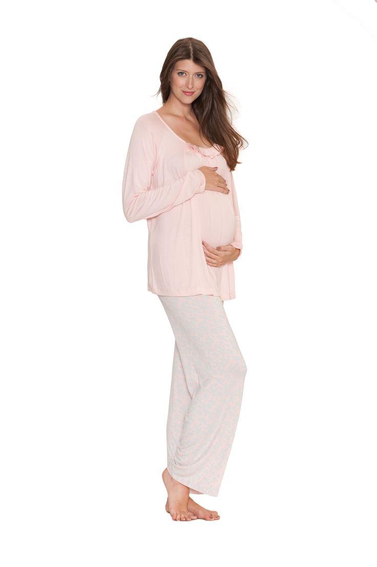 Bellini Lana Pleat Top and Oolaa Pants