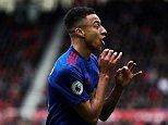 Jesse Lingard is Manchester United's new Park Ji-sung