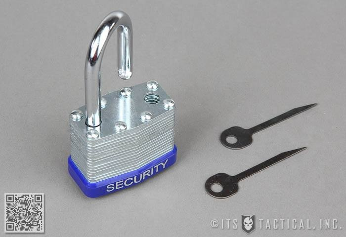 Quick Sticks - $9.99 - Bypass and open a padlock in seconds with our new Quick Sticks, available in a 2-Pack starting today! For a demonstration of how these work, check out the video Bryan put together here: http://itstac.tc/19MwkeG