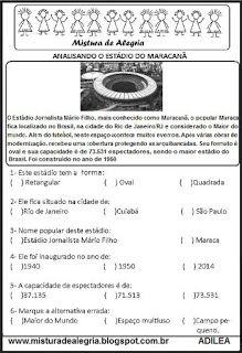 Atividades estádio Maracanã jogos olímpicos 2016                                                                                                                                                      Mais
